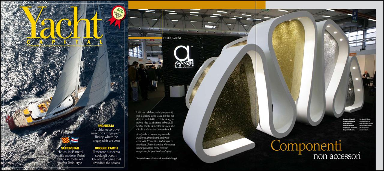 Bob Design Accessori Bagno.Magazines Giancarlo Zema Design Group